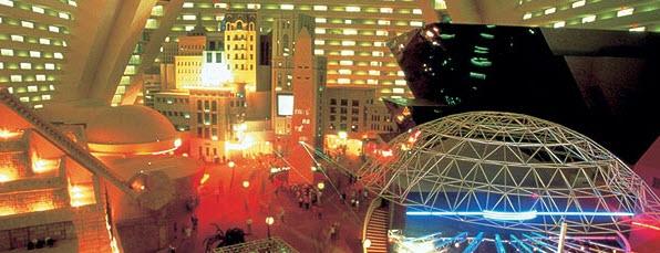 Las Vegas Hotels Casino Luxor