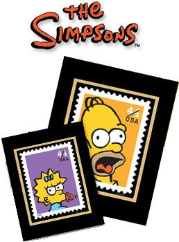 Timbre des Simpson