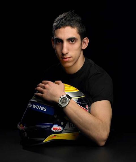 Grand Prix 2009 - Sebastien Buemi