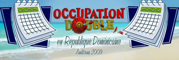 Occupation double audition