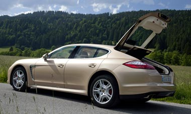 Porsche nouveau modele