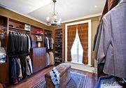 Maison de luxe à Montréal - Garde-robe