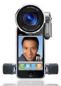Visiophonie iphone