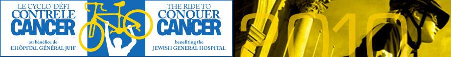 Relever le Cyclo-défi contre le cancer