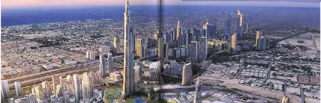 Ville de Dubaï