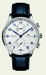 Montre de luxe - IWC Portugaise