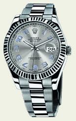 Montre de luxe - Rolex Datejust II