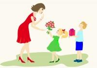 Cadeau pour fête des mères