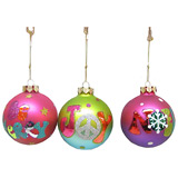 Collection de boules de Noël de RONA