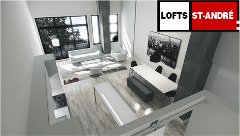 Lofts St-André