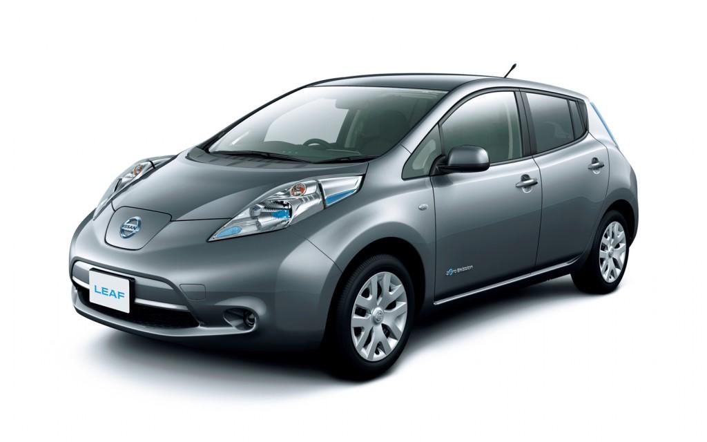 Essai routier - Nissan Leaf
