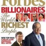 Forbes, les personnalités les plus riches
