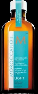 Huile pour cheveux secs et cassants - Traitement Moroccanoil