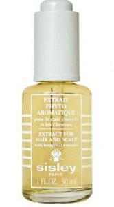 Huile pour cheveux secs et cassants - Extrait phyto-aromatique